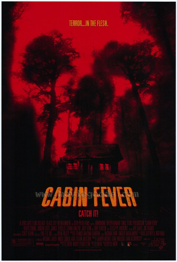 cabin fever images - photo #1